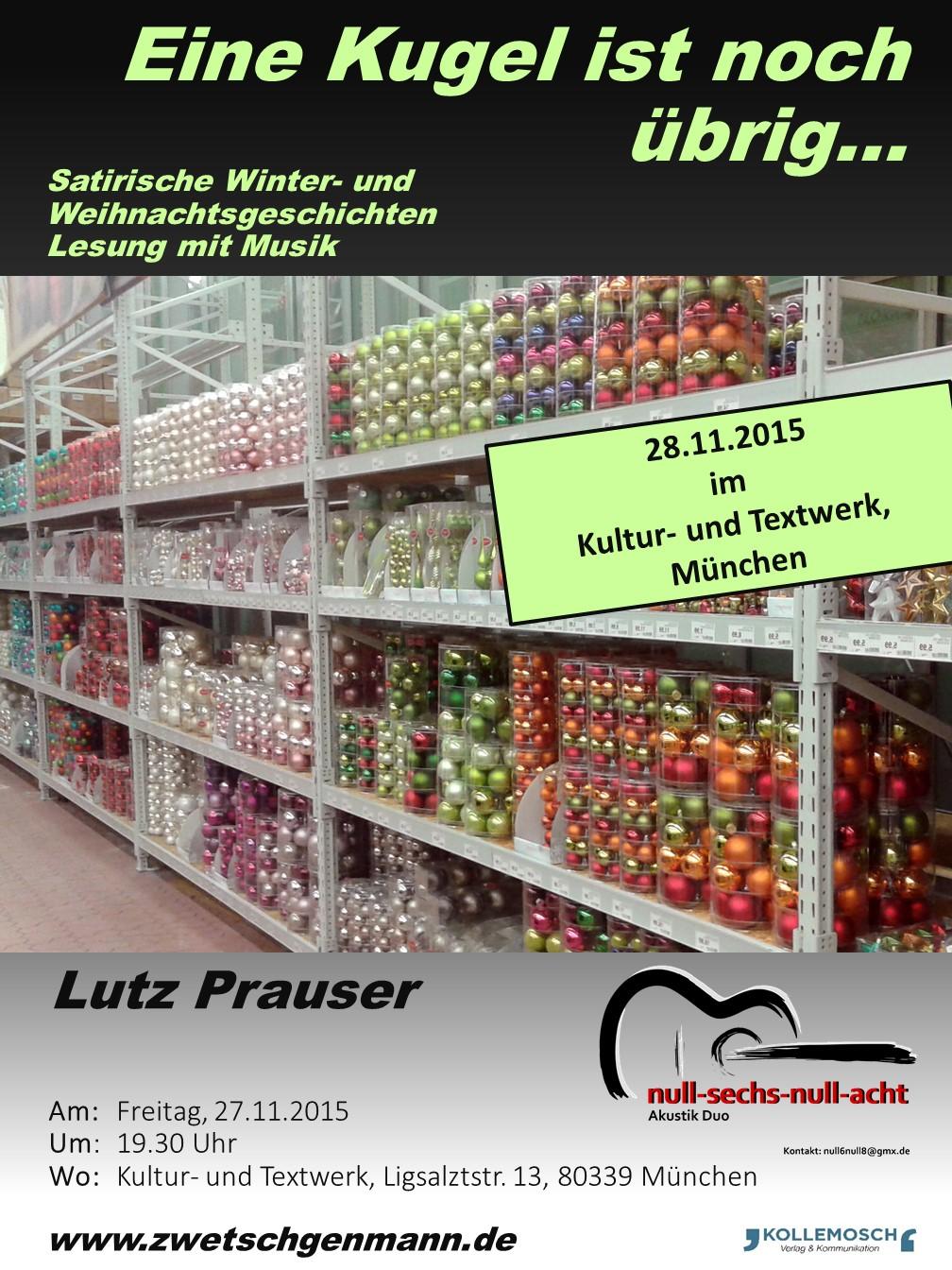 Lesung-Kugel-München